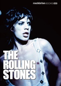 rockin'on BOOKS vol.4 THE ROLLING STONES