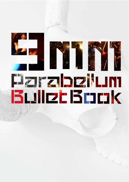 9mm Parabellum Bullet Book